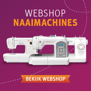 Webshop naaimachines